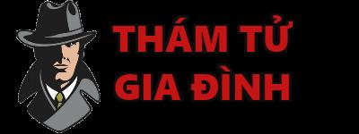 THÁM TỬ GIA ĐÌNH Logo